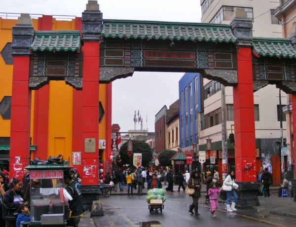 LOS MEJORES BARRIOS CHINOS EN EL MUNDO
