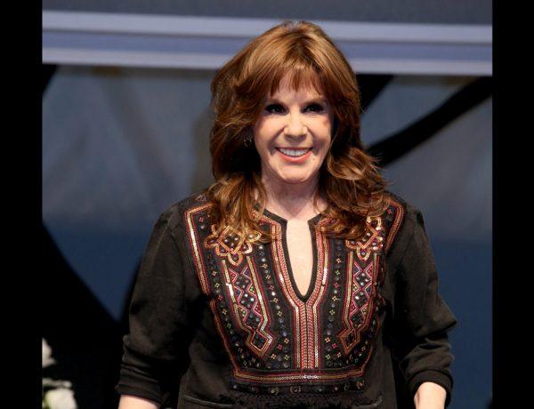 La actriz lleva un año en la lucha contra el cáncer, pero siempre ha mostrado su fortaleza