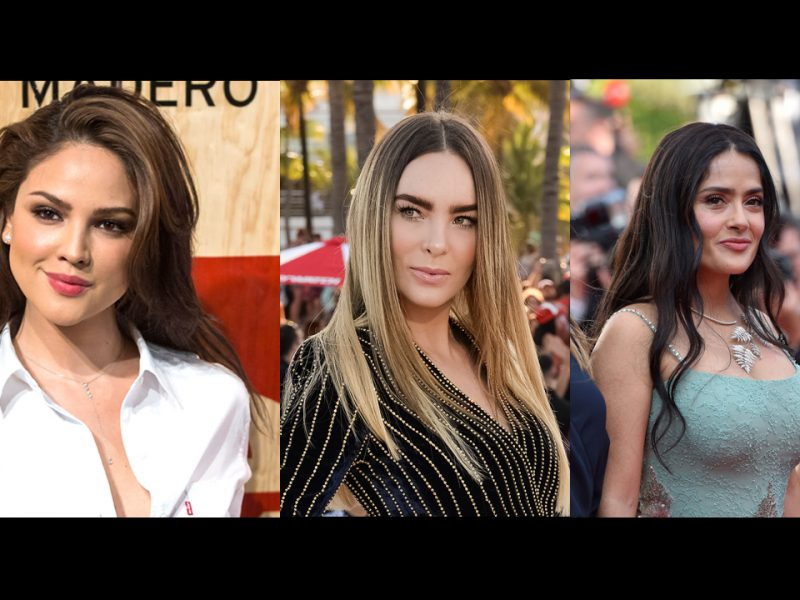 Celebridades publicaron en sus redes sociales mensajes sobre la lucha de las mujeres que se conmemora el 8 de marzo
