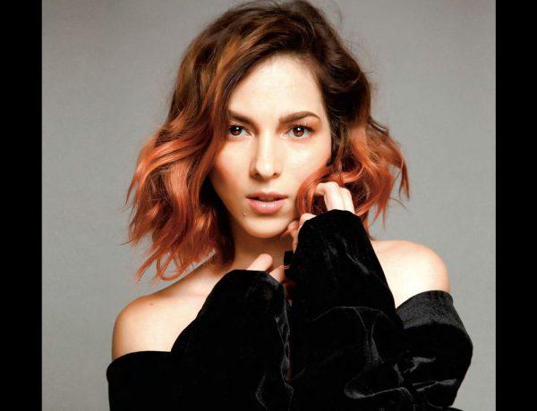 """La cantante se animó a posar para la revista """"Maxim"""", donde la podemos ver en prendas provocativas"""