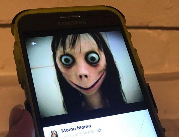 5 CONSEJOS PARA EVITAR A MOMO, EL TERROR DE INTERNET
