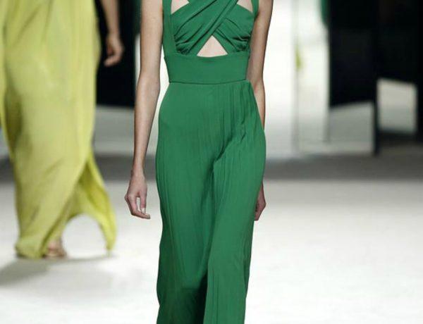 San Patricio color verde
