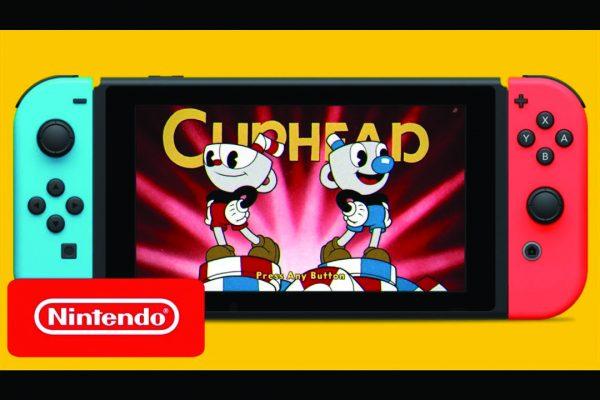 Cuphead, uno de los juegos más populares de los últimos años, llegará a la Nintendo Switch