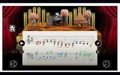 Este doodle te permite hacer tu propia melodía al estilo de Johann Sebastian Bach