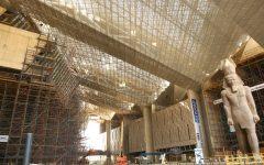 El Gran Museo Egipcio albergará mas de 45 mil piezas arqueológicas, siendo 5 mil de ellas parte de la tumba de Tutankamón