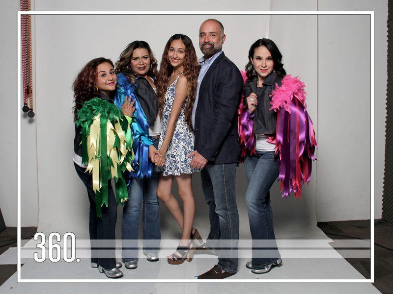La Compañía de Teatro Espacio Escénico presentará el musical Mamma Mia! este fin de semana, en el participan talentosos saltillenses que nos harán reír y llorar con la historia de Sophie y Donna Sheridan. Mira lo que nos contaron: