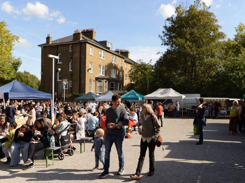 El barrio se Brockley se ha convertido en uno de los mejores lugares para visitar en Londres