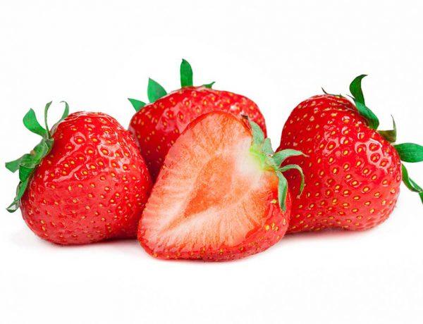 Beneficios fresa
