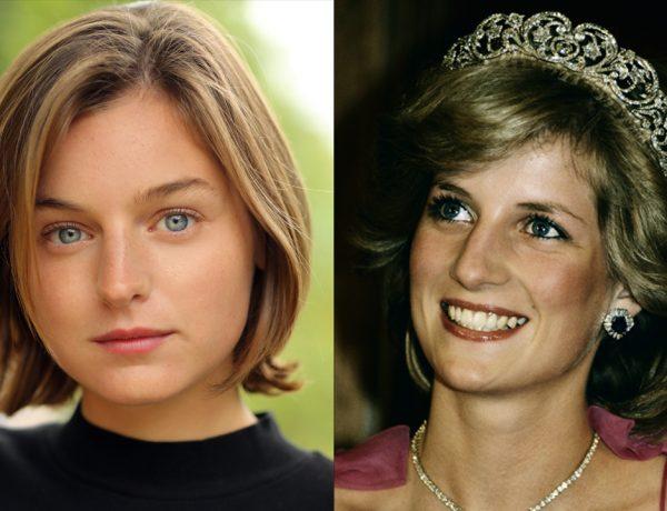 Emma Corrin se integrará a la cuarta temporada de la serie en el papel de la princesa Diana de Gales