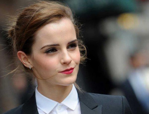 Emma Watson celebró su cumpleaños 29 y compartió una foto del cuadro que le hizo su amiga Paris Reid