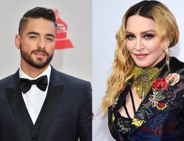 La colaboración entre Maluma y Madonna está muy cerca, podremos oír la canción el próximo 17 de abril .