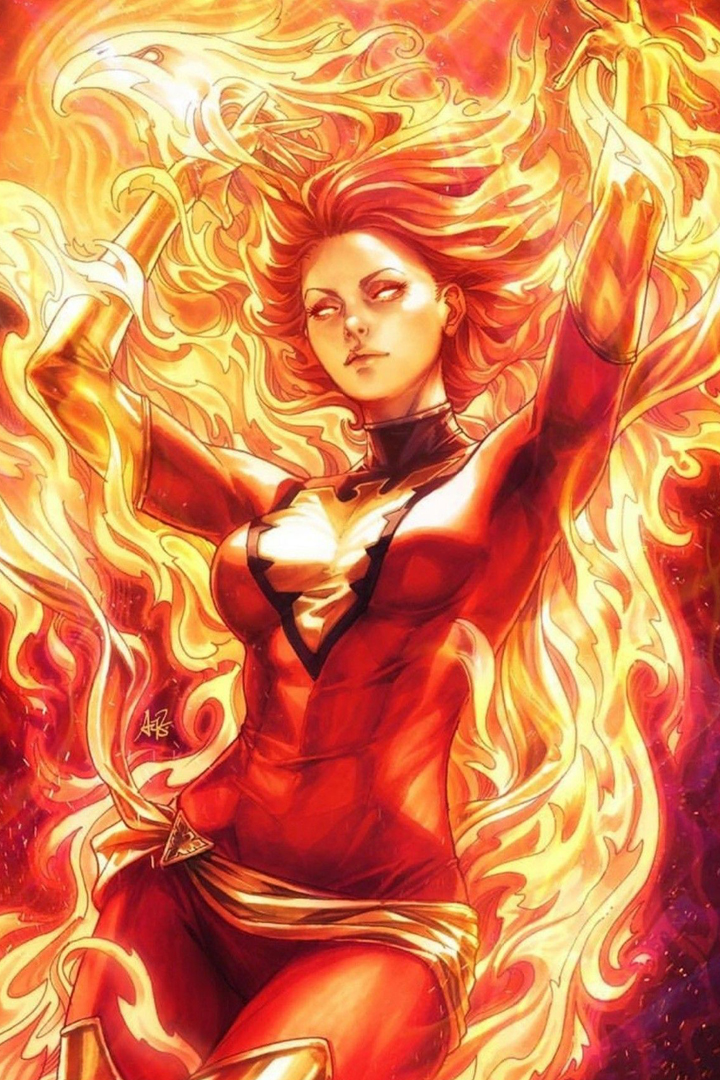 El tráiler nos muestra cómo el personaje de Jean Grey se transforma en uno de los seres más poderosos del universo
