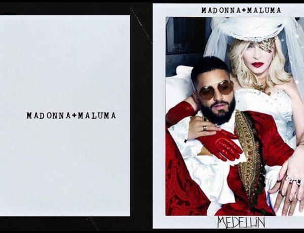 La Reina del Pop y Maluma estrenaron hoy su nuevo tema, que encabezará el disco de ella.