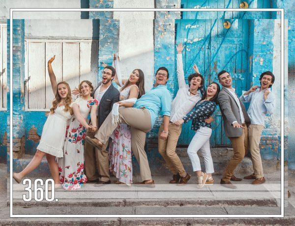La Compañía de Teatro Musical del Tecnológico de Monterrey Campus Saltillo presentará Mamma Mia!, una obra sobre amor y familia