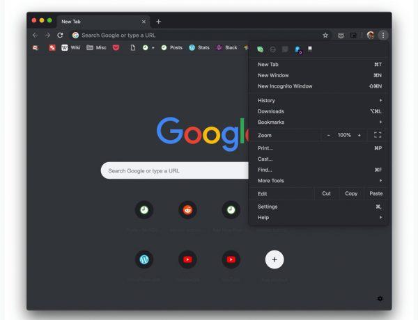 """¿Quieres poner """"dark"""" tu navegador? Te decimos cómo hacerlo:"""