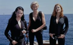 """Cameron Diaz, Lucy Liu y Drew Barrymore se reunieron a casi veinte años del estreno de la película """"Los Ángeles de Charlie"""""""