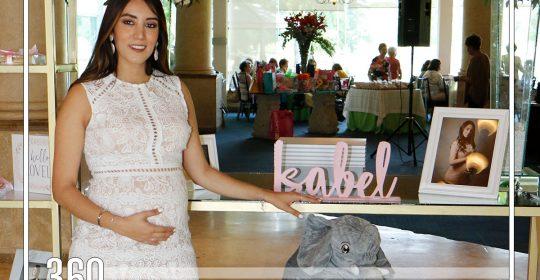 BABY SHOWER PARA ISABEL