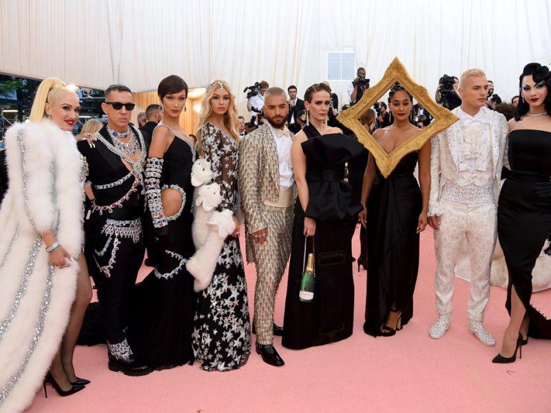Las celebridades se encargaron de subir historias y fotografías a Instagram de la Met Gala 2019