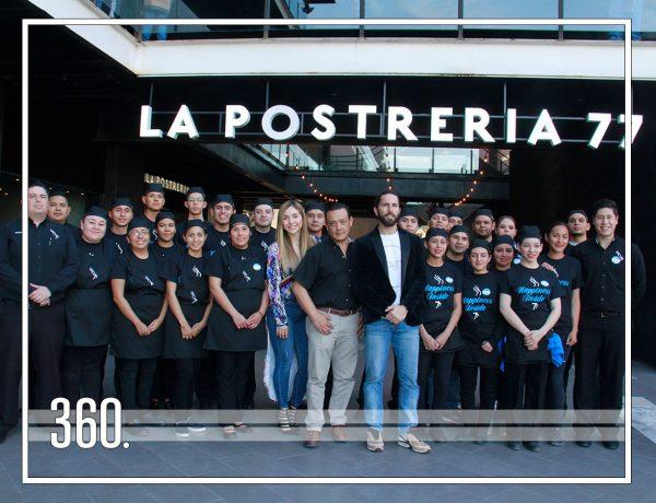 LA POSTRERIA 77 ENCANTA SALTILLO