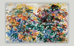 Joan Mitchell south