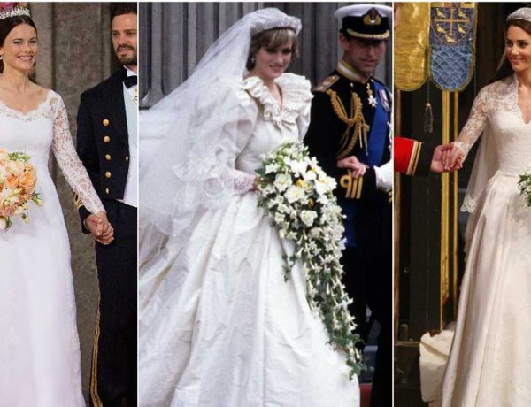 royal weddings vestidos novia