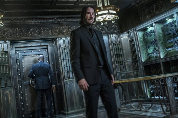 La tercera parte de la saga protagonizada por Keanu Reeves encabezó la lista de las películas más taquilleras este fin de semana en Estados Unidos