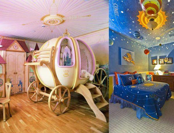 dormitorios tematicos