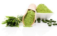 La espirulina es una bacteria vegetal o alga, considerada como súperalimento por su alto contenido en proteínas.