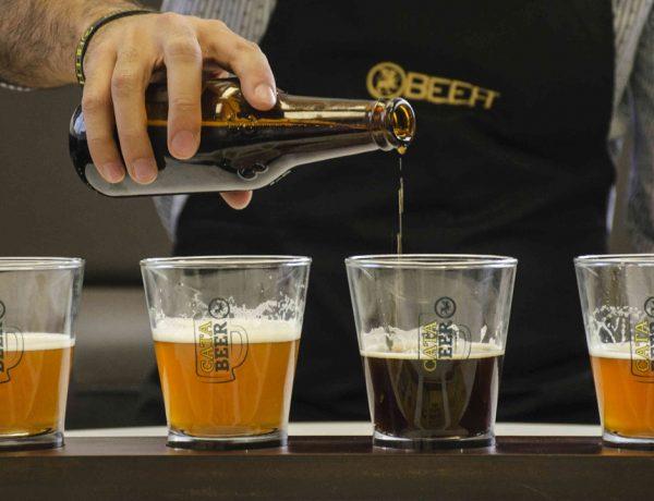 La forma de tomar cerveza a temperatura ambiente