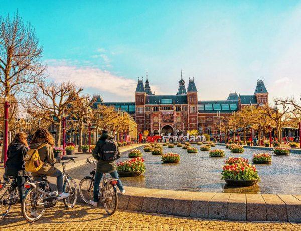 Aquí te decimos qué lugares visitar en la capital de Holanda