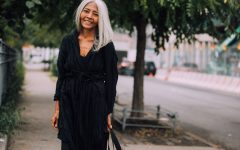 La mujer, llamada JoAni Johnson, se ha convertido en un ícono del mundo del modelaje.