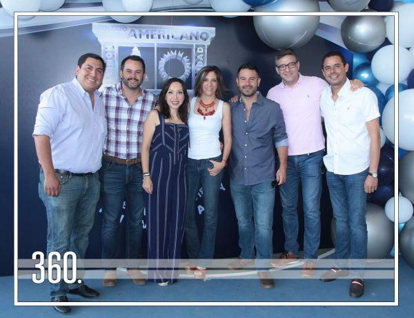 CELEBRA LA FAMILIA COLAM 40 AÑOS DE EXCELENCIA