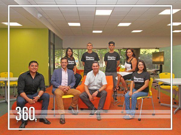 Este programa busca cambiar la vida de jóvenes excepcionales a través de una beca del 100%, que les permitirá cursar sus estudios en el Instituto Tecnológico de Monterrey.