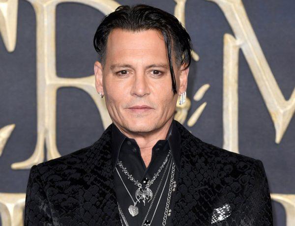 Johnny Depp cumple 56