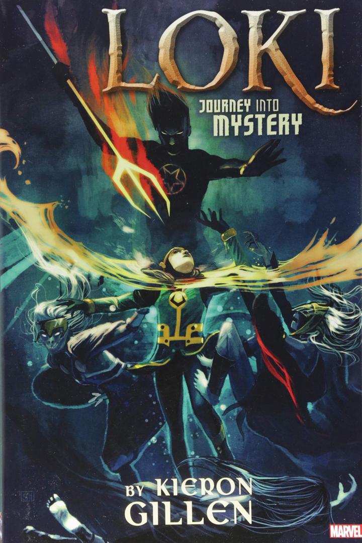 """La serie de """"Loki"""" contará una nueva historia en solitario del dios del engaño y hermano de Thor"""