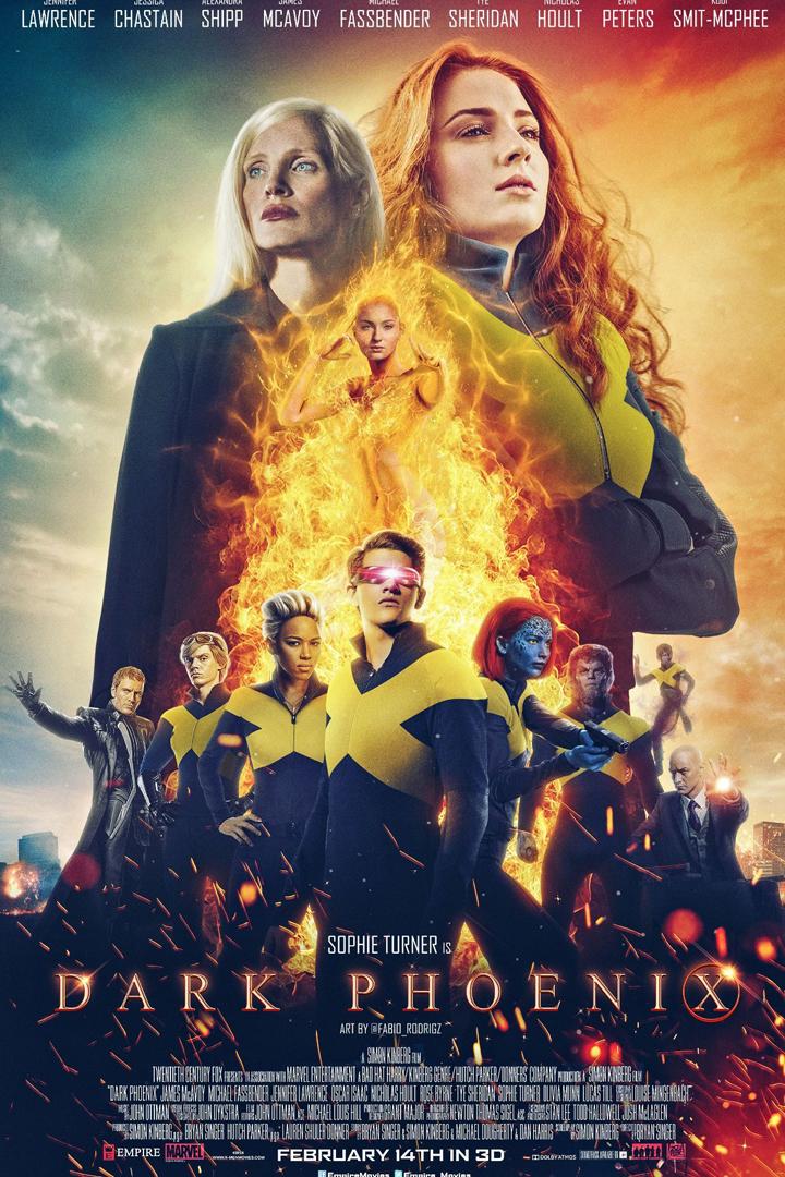 Parece que los mutantes tienen el control, te invitamos a conocer más de esta historia de mano de sus protagonistas.