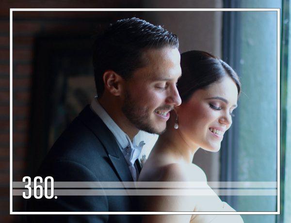 Ana Hilda Aguirre López y Sergio Evelio González de los Santos unieron sus vidas en matrimonio.