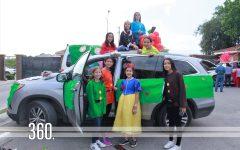 """El equipo """"Blanca Nieves"""" del Colegio Americano de Saltillo coordinado por Adriana Sifuentes y Mayela Flores."""