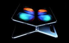 Galaxy Fold será la nueva línea de celulares que está preparando Samsung para el próximo año; se caracterizan por plegarse.