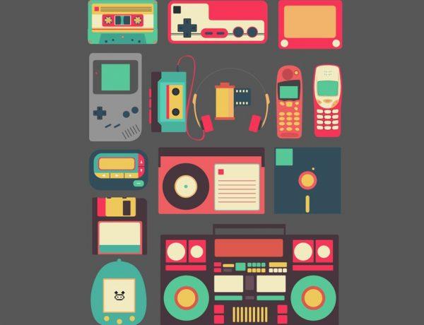 Actualmente, la fiebre por lo retro no ha hecho más que aumentar. Aquí te mostramos algunos gadgets que te transportarán a otra época.