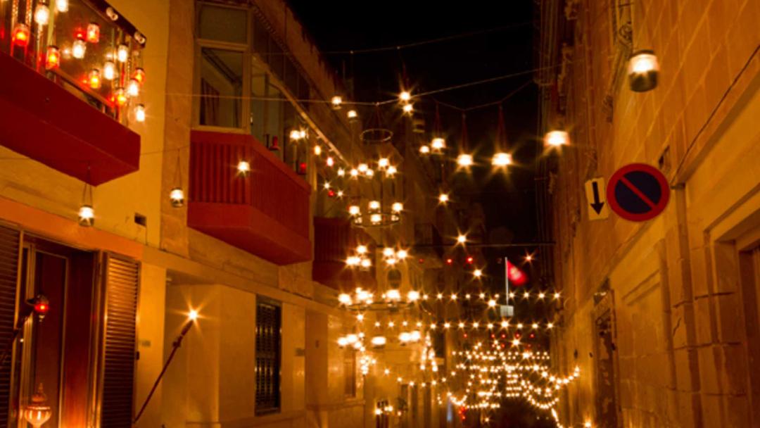 viajes Birgufest-Malta