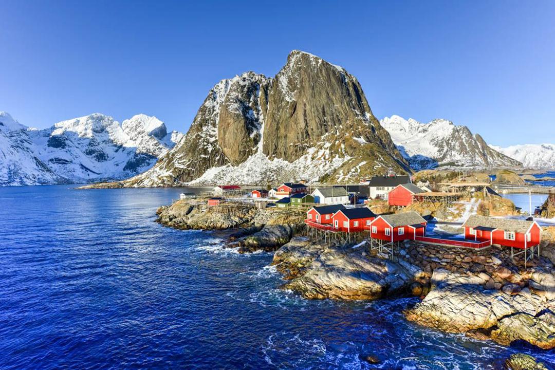 viajes Islas-de-Lofoten-Noruega
