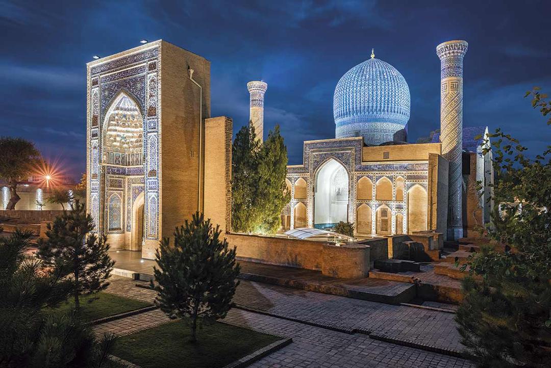 viajes Samarcanda-Uzbekistán