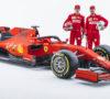 autos de pilotos F1