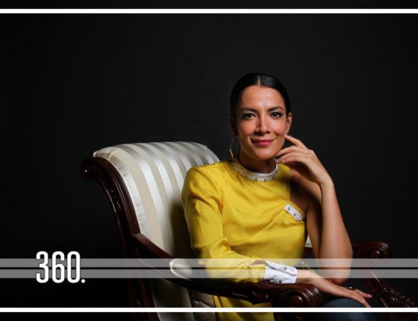 La actriz oriunda de Sonora visitó la redacción del VANGUARDIA para platicar sobre su amor por la lectura, sus proyectos televisivos como 'Enemigo Íntimo' y hasta anécdotas de su tía abuela, la gran María Félix.