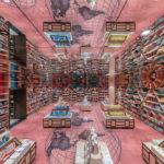 La librería Chongqing Zhongshuge Bookstore te transportará a un mundo mágico con su increíble arquitectura