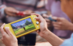La nueva consola Nintendo Switch Lite será exclusiva para juegos portátiles; será más pequeña, barata y resistente a comparación de la original.