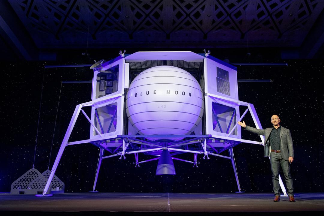 Las misiones Artemisa buscarán que el hombre pueda habitar en la luna para el 2024