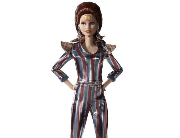 La muñeca tendrá el característico traje del alter ego de Bowie, Ziggy Stardust, y costará $50 dólares.