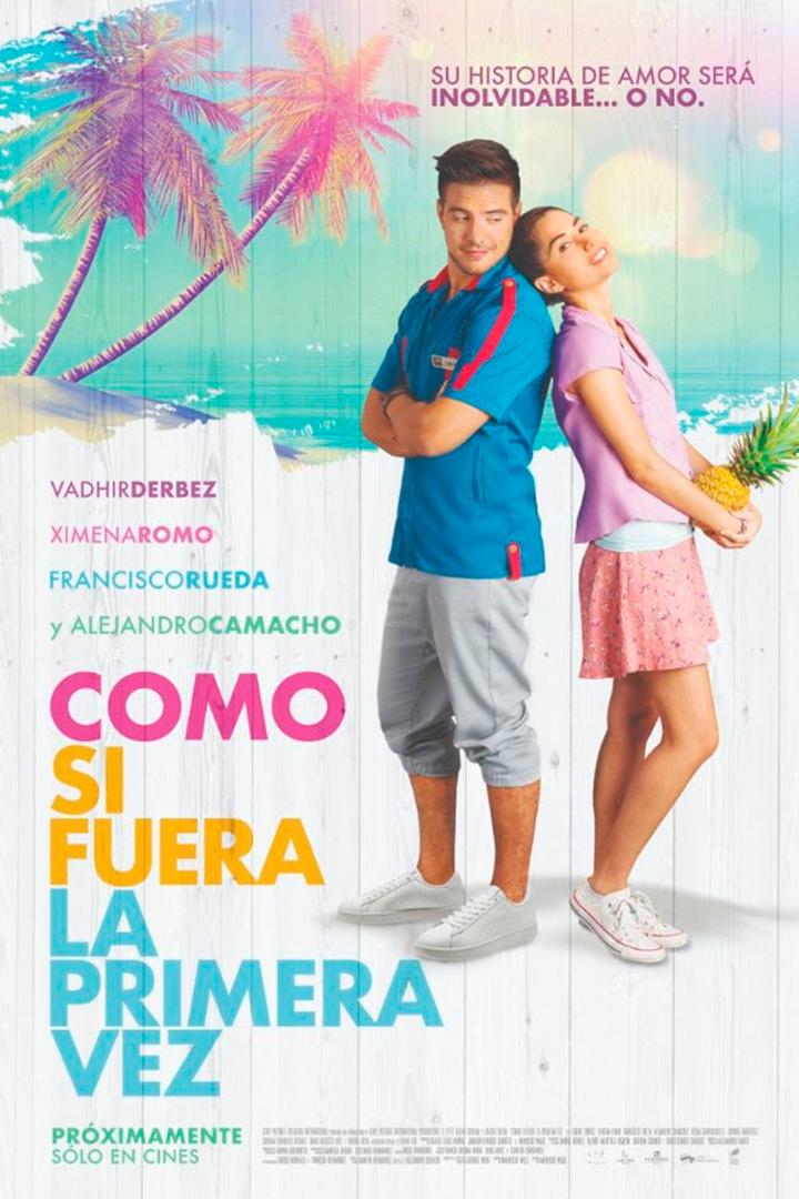 El tráiler de esta película nos muestra a los actores Vadhir Derbez y Ximena Romo como los protagonistas Lucy y Henry.